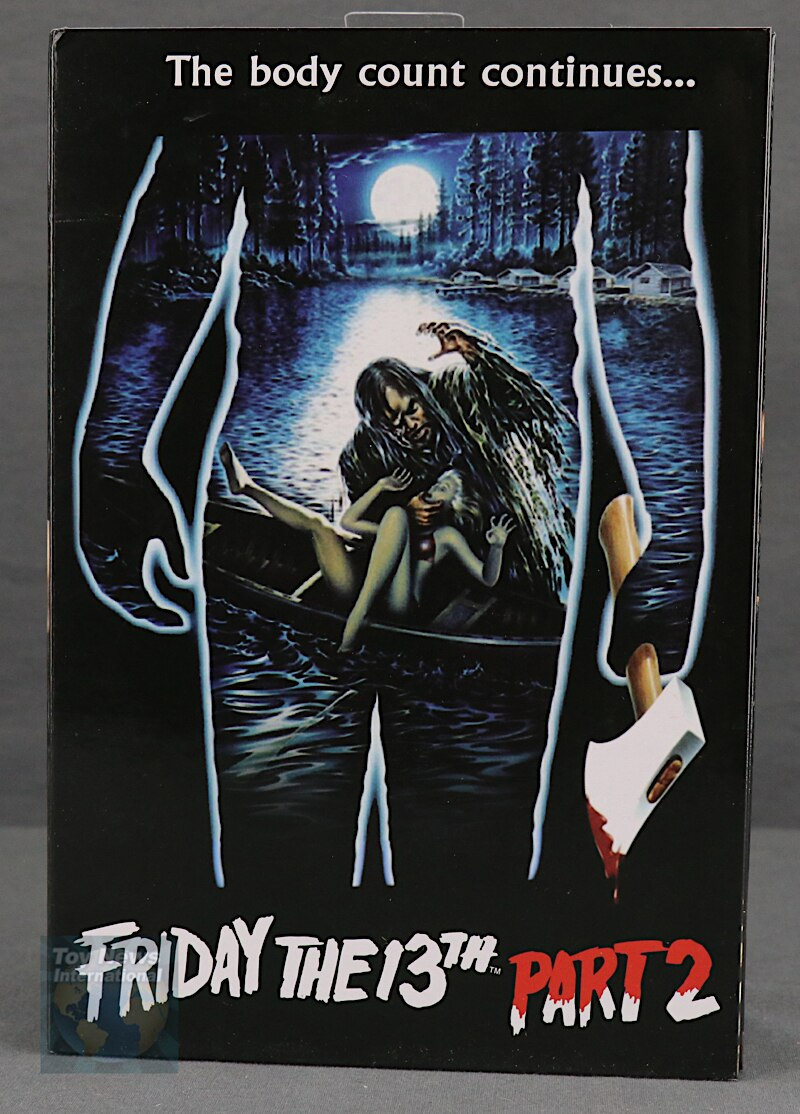 friday the 13th part 2 (3d) full movie