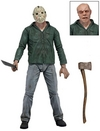 Friday the 13th Jason Vorhees Masks and All New Action Figures Revealed From NECA