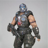 Gears of War Clay Carmine Figure Production Pics