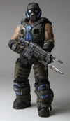 New Look At NECA's Gears Of War 3 Series 3 COG Soldier