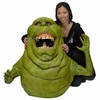 Life-Size Ghostbusters Slimer Replica From NECA