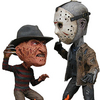 Jason & Freddy From Neca Are Knockin' Heads