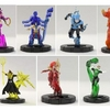 DC Comics Blackest Night HeroClix Starter Game