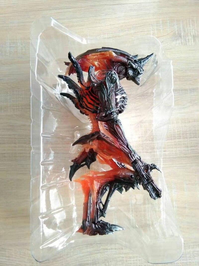 NECA ALIENS KENNER hommage Rhino Alien Action Figure Pré Commande