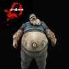 NECA's Left 4 Dead Boomer & Smoker Zombie Figures Revealed