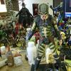 NECA's Lost Predator Figure In-Progress Image