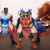6' MOTU Mini-Statues Spotlight