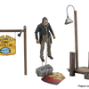 Friday the 13th Camp Crystal Lake Set  Accessory Pack From NECA