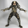 NECA's 1/4 Scale Predator Figure Final Product Image