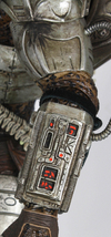 New Image For NECA's 1/4 scale Predator Figure Reveals Deco & Detail