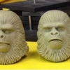 Behind The Scenes Look At NECA's Upcoming Planet Of The Apes Classic Ape Heads