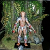 Predator Series 18 Dark Horse Comics Life and Death Hornhead Predator Figure