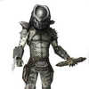 1/4 scale Predator Warrior aka Ram From NECA