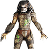 Cracked Mask Battle Damage Classic Predator Figure Image From NECA