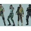 Resident Evil 10th Anniversary Series 1 Figures