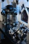 A Closer Look At NECA's Upcoming Robocop ED-209