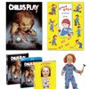 Limited Edition Child's Play Blu-Ray & NECA Chucky Figure Set