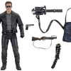 Terminator 2 T-800 1/4 Scale Action Figure From NECA
