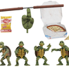 TMNT 1990 Movie 1/4 Scale Baby Turtles Set From NECA