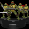 WizKids Partners with Nickelodeon for Teenage Mutant Ninja Turtles Tabletop Games