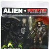 Final Packaging For TRU Exclusive Alien & Predator Classic 2-Pack