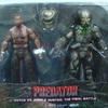 TRU Exclusive Predator Dutch Vs. Jungle Hunter Figure 2-Pack