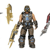 Best Of Gears Of War TRU Exclusive Figures