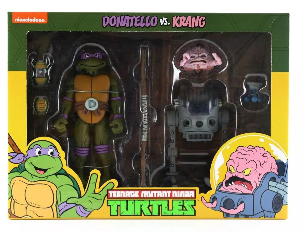 NECA Teenage Mutant Ninja Turtles BEBOP /& ROCKSTEADY 2Pack Target Exclusive