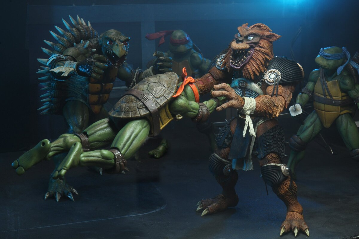 super shredder tmnt movie