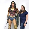 Life-Size Wonder Woman Movie Figure From NECA