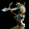 The Legend of Zelda: Breath of the Wild Amiibo Figures