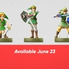 New Nintendo Amiibo Legends Of Zelda Figures Coming In June