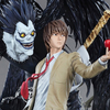 Death Note Light & Ryuk 1/6 Scale Diorama