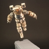 1/18 Acid Rain Space Scientist Figure From Ori Toy