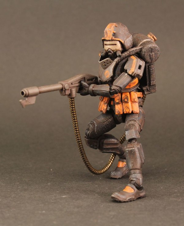 1 18 Scale Acid Rain Reborn Amp Flame Trooper Figures From