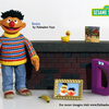 Sesame Street Action Figures - All New Images