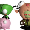 Palisades Unveils New Invader ZIM Miniature Figurines