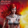1/6 Scale Red Sonja Figure Scars of The She-Devil