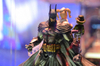 2012 SDCC Exclusive Play Arts Kai Batman: Arkham Asylum Batman & Joker Black & White Versions