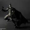 2012 SDCC Exclusive Play Arts Kai Batman: Arkham Asylum Batman & Joker Black & White Versions Hi-Res Images
