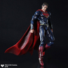 Man of Steel Play Arts Kai Superman & General Zod Figures