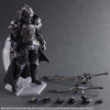 Play-Arts Kai Final Fantasy XII Gabranth and Balthier Figure Images