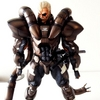 Play Arts Kai Metal Gear Solid: Solidus Snake
