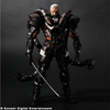 New Play Arts Kai Solidus Snake Figure Images