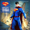 2013 SDCC Exclusive 1/6 Scale Super Alloy: The New 52 Superman Figure