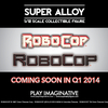 Play Imaginative Announces Robocop Super Alloy 1/12 Collectible Figures