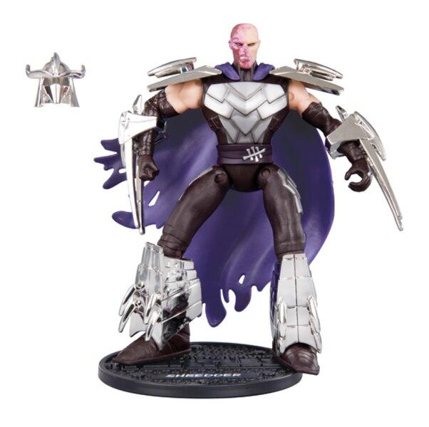 2013 Sdcc Tmnt Exclusive Shredder Figure Plus A Casey