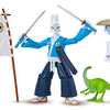 2017 SDCC Exclusive TMNT Deluxe Usagi Yojimbo Figure From Playmates