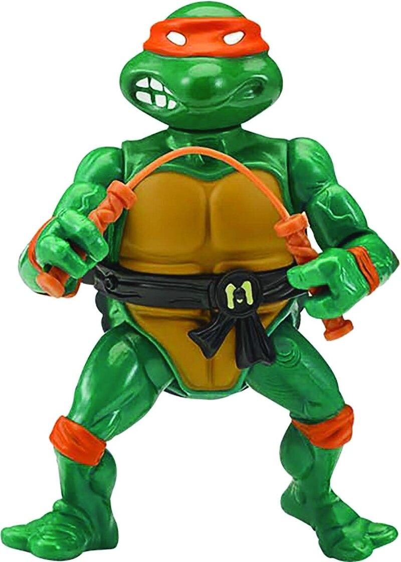 San Diego comic-con 2020 Teenage Mutant Ninja Turtles Retro Rotocast PX 6PC ACTION FIGURE SET NEW 7//15 2020 Pré-vente