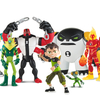 New Ben-10 Toys From Playmates Available Now As A Limited Exclusive At Toys